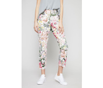 Skinny-Jeans 'Parla Cropped' Multi
