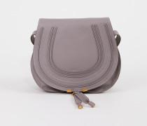 Umhängetasche 'Marcie Saddle Medium' Cashmere Grey
