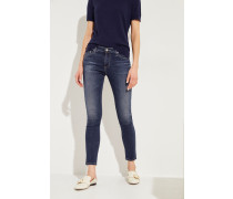 Skinny-Jeans 'The Legging Ankle' Blau