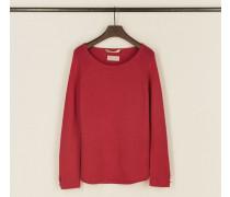 Cashmere-Pullover 'Cyra' Fuchsia - Cashmere