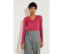 Cashmere-Seiden-Pullover Pink