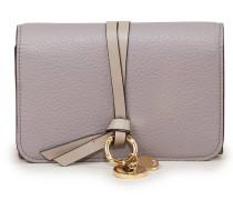 Portemonnaie 'Alphabet' Cashmere Grey