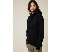 Sweatshirt 'Farris Face' Schwarz - 100% Baumwolle