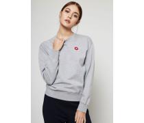 Sweatshirt 'Jess' Grau