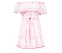 Off-Shoulder Dress 'Rekik' Rosé/Multi