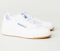 Sneaker 'Club C 85' White - Leder