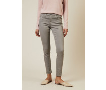 Super-Skinny-Jeans 'The Legging Ankle' Grau