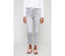 Skinny-Jeans 'Pearlie' Grau