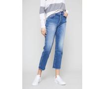Jeans 'Edie' Hellblau