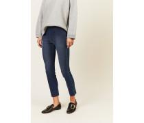 Stretch-Hose in Jeansoptik 'Sabrina' Indigo