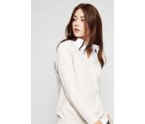 Cashmere-Pullover Latte