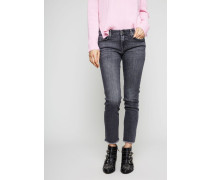 Slim Illusion Jeans 'Pyper Crop' Nightshadow