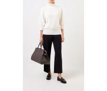 Cashmere-Pullover Crème