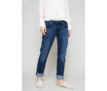 Slim Illusion Jeans Blue Depth