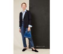 Taillierter Blazer 'Bismans' Marineblau