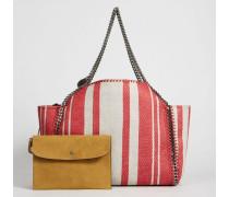 Wende-Shopper 'Falabella' Rot