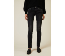 Jeans 'Pyper Slim Illusion Luxe Rebel' Anthrazit