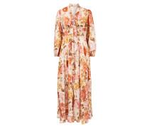 Baumwoll-Leinen-Kleid 'Bonita' Multi