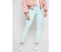 Skinny Jeans 'Climb' Mintgrün