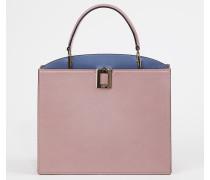 Große Handtasche 'So Vivier' Rosé