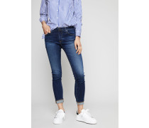 Super Skinny Jeans 'The Legging Ankle' Dunkelblau