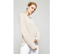Cashmere-Pullover 'Gabrielle' Kitt - Cashmere