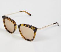 Sonnenbrille 'Caliente' Syrup Tortoise