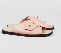 Sandale 'Jillay' Pink - Leder