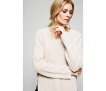 Cashmere-Pullover 'Golda' Beige - Cashmere