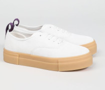 Sneaker 'Mother Suede' White Gum