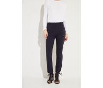 Klassische Hose 'Zoom' Marineblau 54 % Wolle - 43% Polyester - 3% Elasthan Futter: -