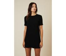 Klassisches Kleid Schwarz
