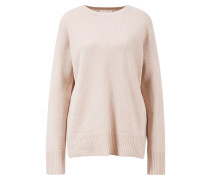 Woll-Cashmere-Pullover 'Sibel' Beige