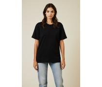 T-Shirt 'Nash Face' Schwarz