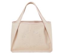 Handtasche' Eco Linen' Creme