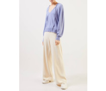 Cashmere Pullover V-Neck  Melange