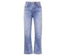 Highrise-Jeans 'Maya Ankle'