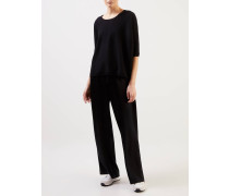 Cashmere-Pullover Boxy Style