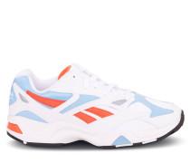 Sneaker 'Aztrek 96' Weiß/Neon