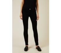 Skinny Jeans 'Le Skinny De Jeanne' Schwarz