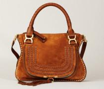 Handtasche 'Marcie Medium' Caramel - Leder