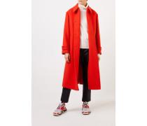 Woll-Mantel Gipsy Rot