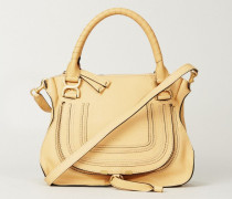 Handtasche 'Marcie Medium' Bleached Brown - Leder