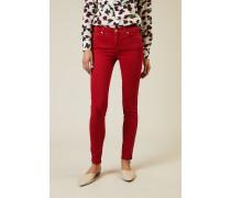 Jeans 'The Skinny Slim Illusion' Rot