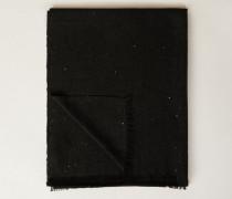 Cashmere-Seiden Schal mit Pailletten Anthrazit - Cashmere