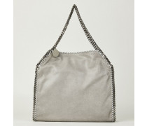 Shopper 'Falabella 2 Chain' Hellgrau
