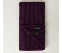 Cashmere-Schal 'Harvard' Violett
