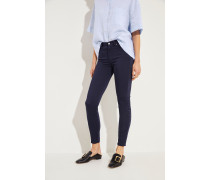 Jeans 'The Skinny Crop' Marineblau