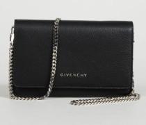 Tasche 'Pandora Chain Wallet' Schwarz - Leder