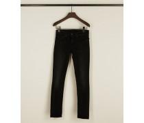 Skinny Jeans 'Kate' Schwarz